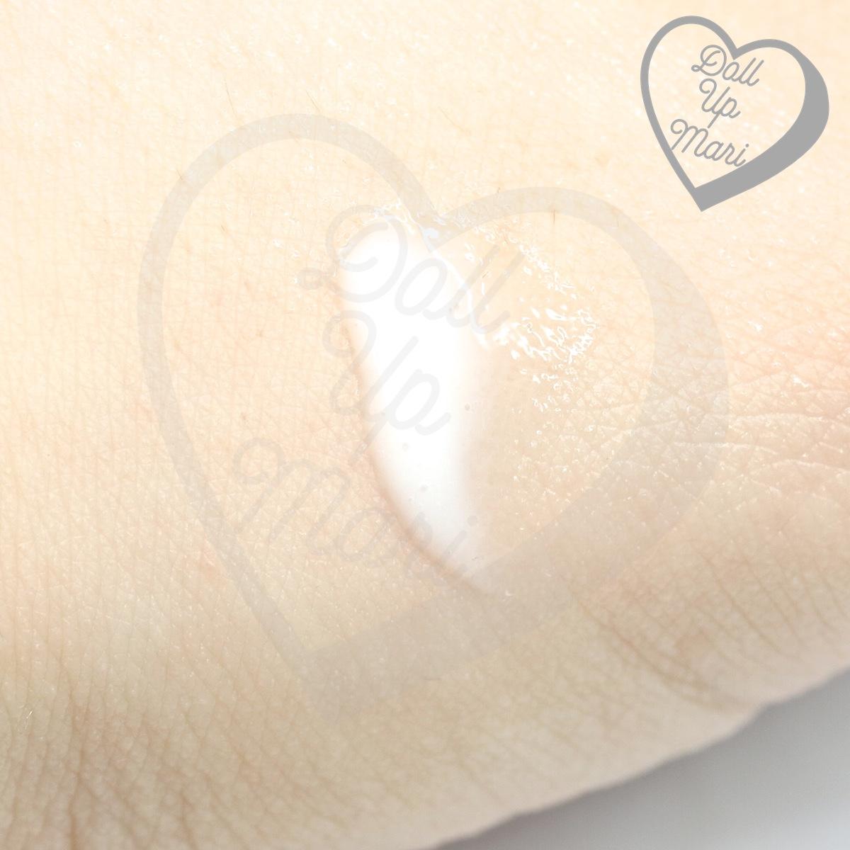 Hello Glow by Ever Bilena Sunscreen Cream Smear