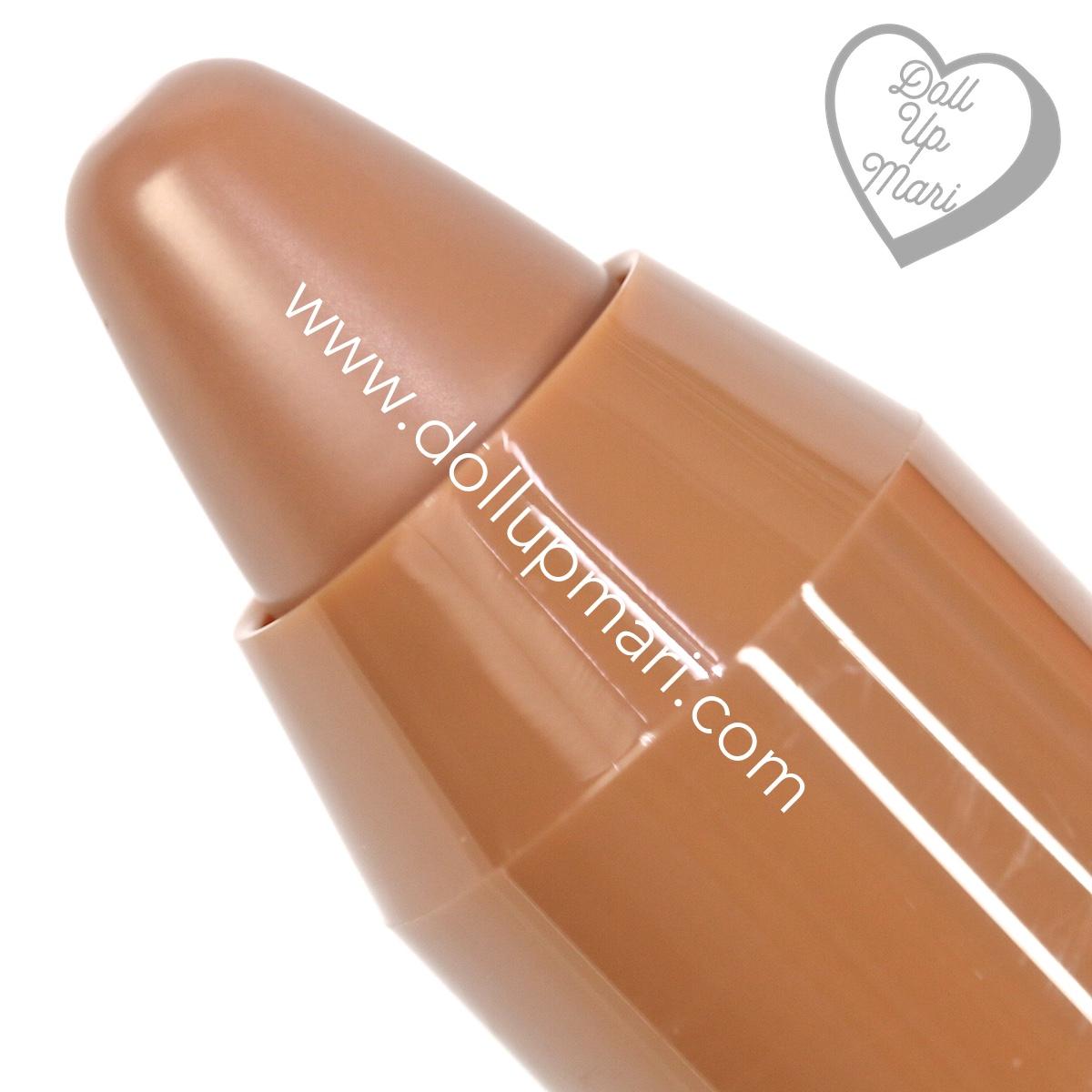 EB Advance Lip Define Matte Matic Lipstick Review Swatches