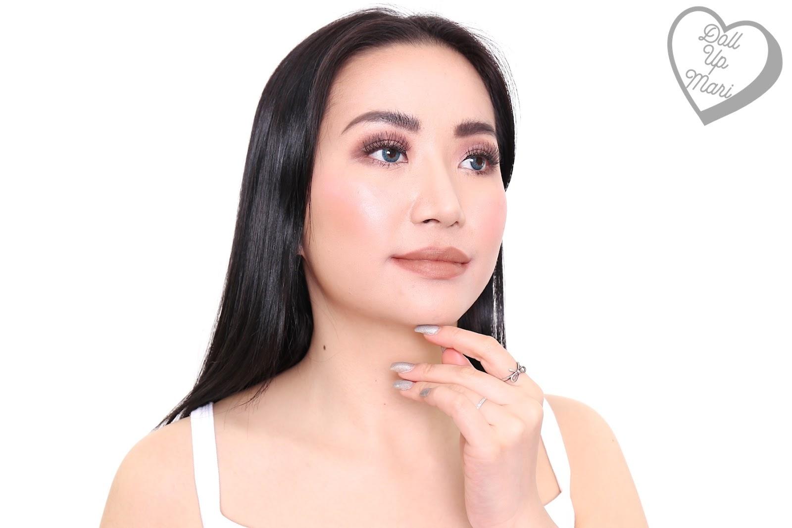 EB Advance Lip Define Matte Matic Lipstick (Cashmere Blush