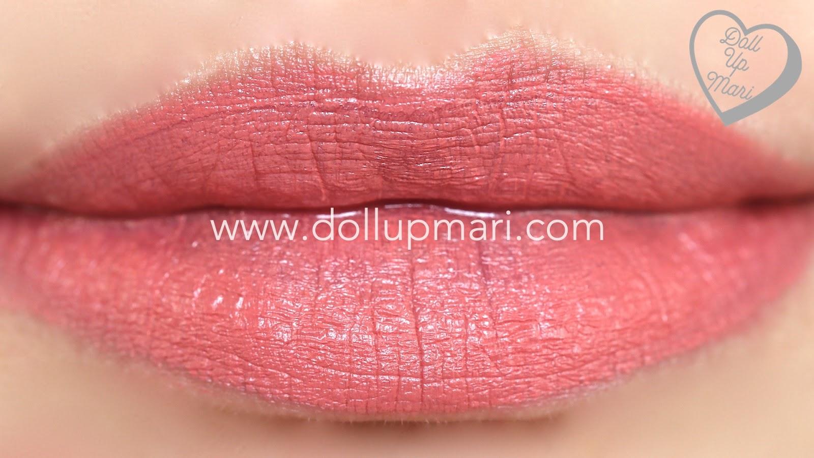 EB Advance Lip Define Matte Matic Lipstick (Muted Coral