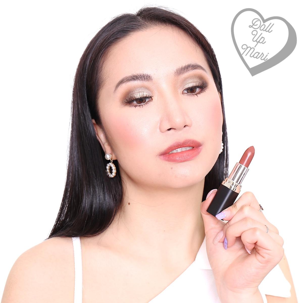 Ever Bilena Matte Lipstick Review and Lip Swatches | #