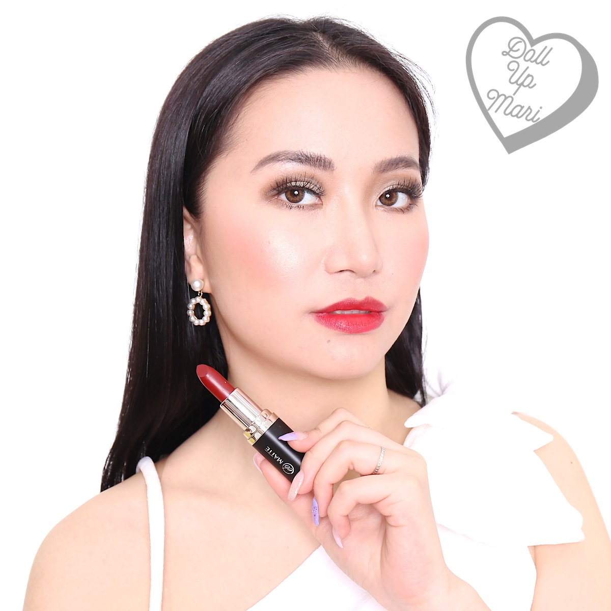 Ever Bilena Ultra Matte Water Proof Lipstick Review and