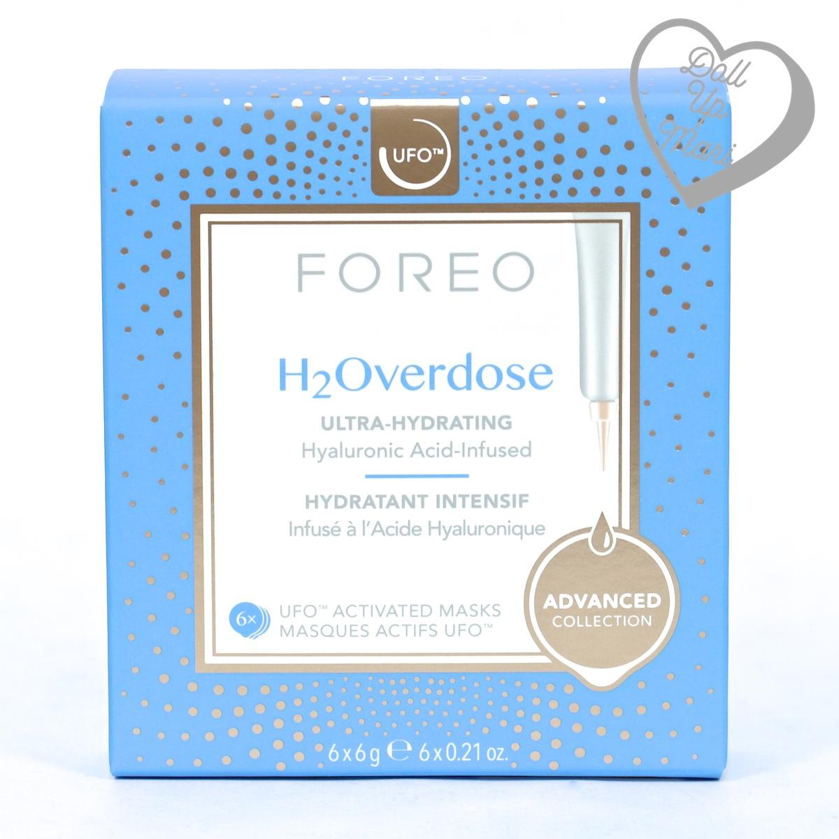 FOREO H2Overdose Masks FOREO UFO Smart Mask Device