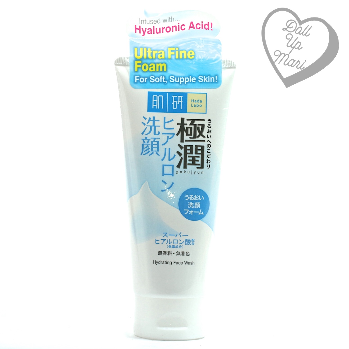 Hada Labo Gokujyun Hydrating Face Wash
