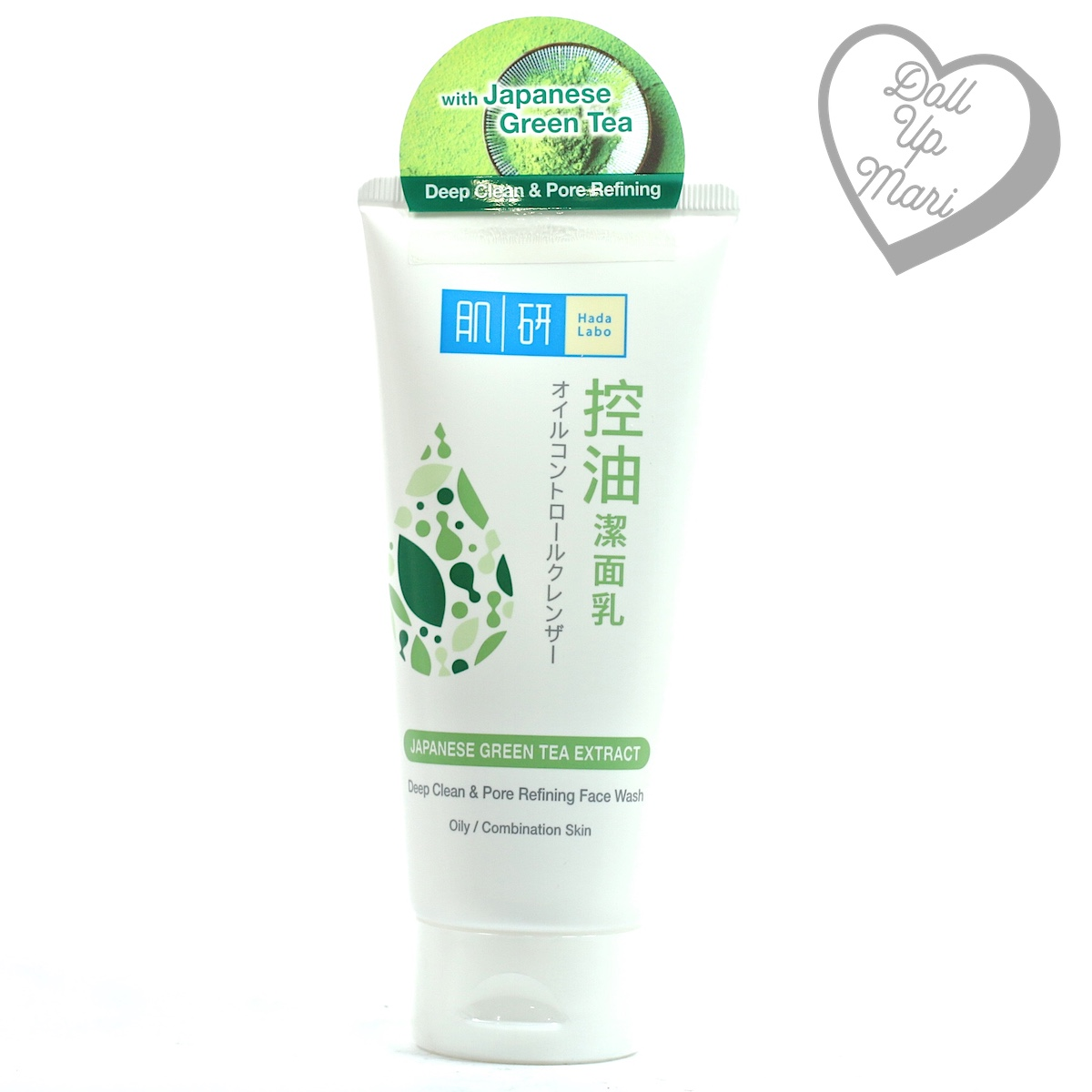 Hada Labo Deep Clean & Pore Refining Facial Wash