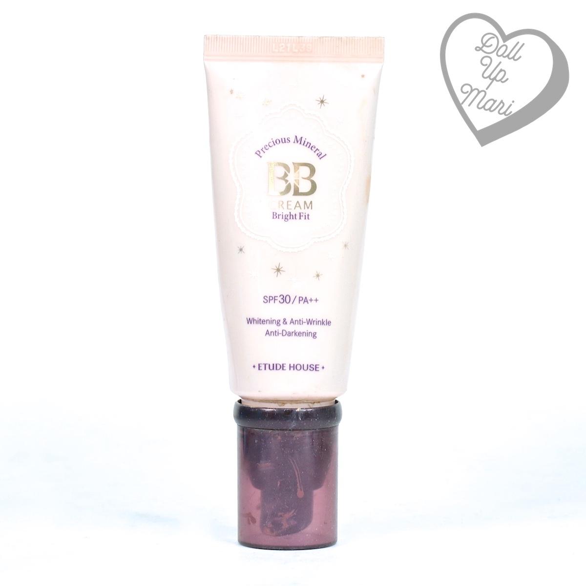 Etude House Precious Mineral BB Cream (Bright Fit)
