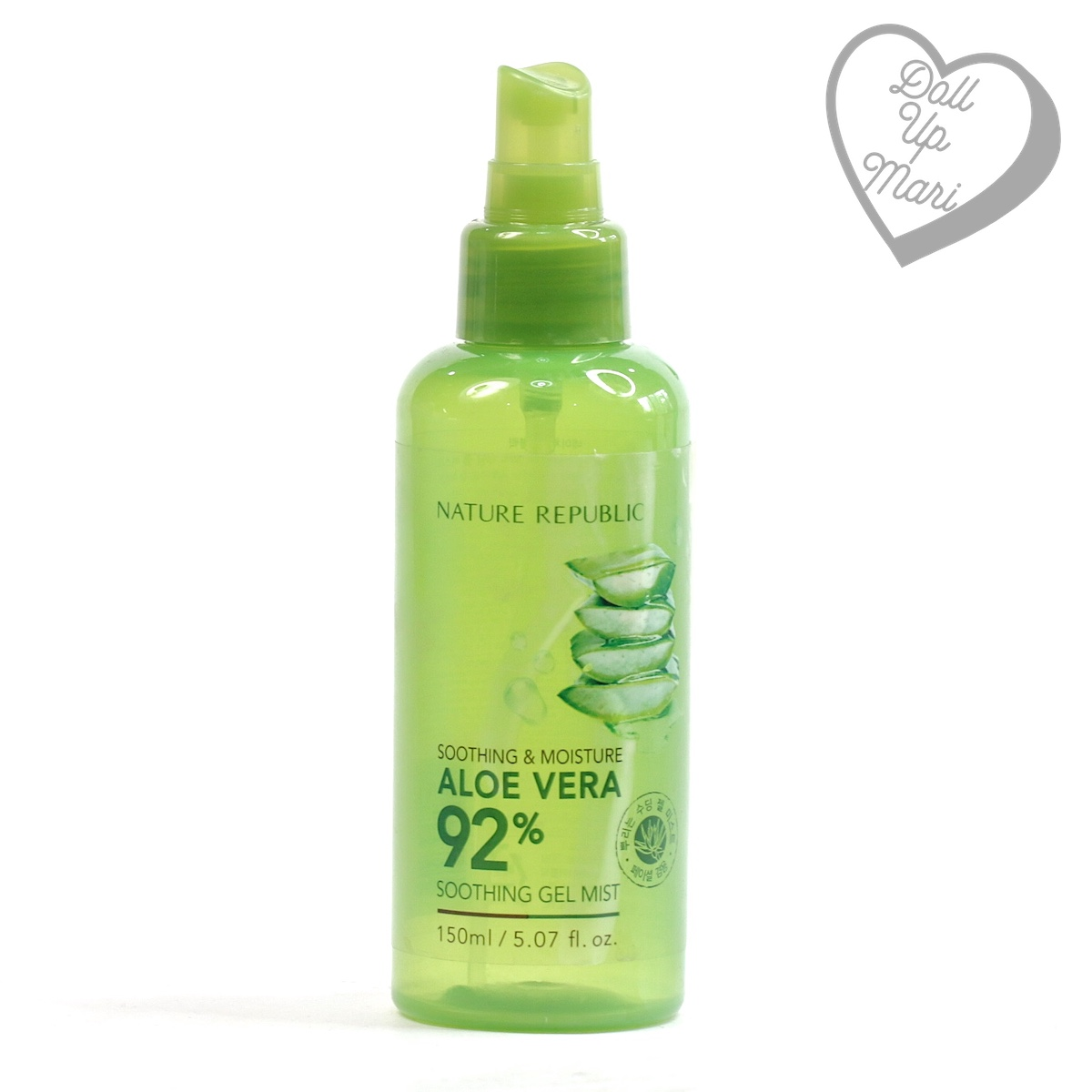 Nature Republic Aloe Vera 92% Gel Mist