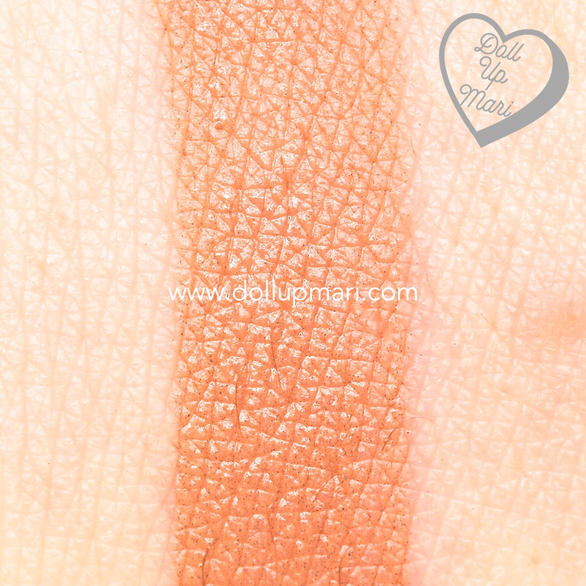 Maybelline Sensational Effects Liquid Eyeshadow M02 Clay-zy In Love Swatch