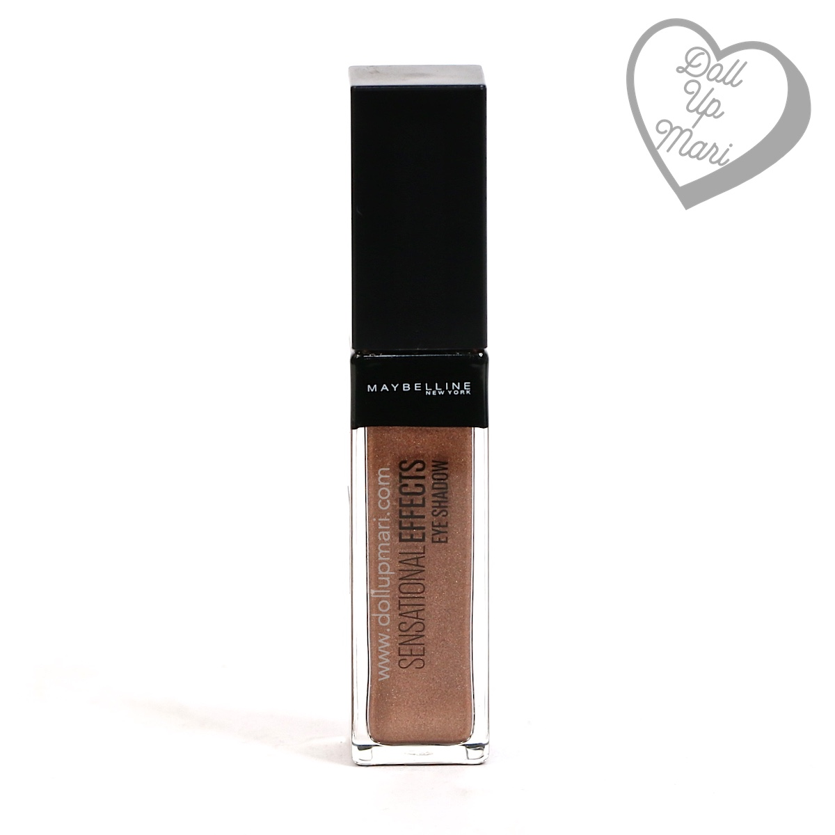 Maybelline Sensational Effects Liquid Eyeshadow S04 Smoky Bronze Pack Shot