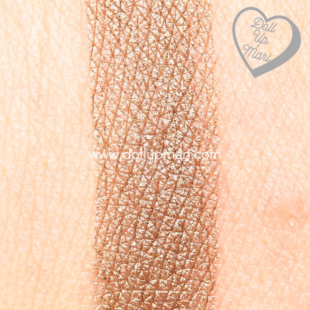 Maybelline Sensational Effects Liquid Eyeshadow S04 Smoky Bronze Swatch