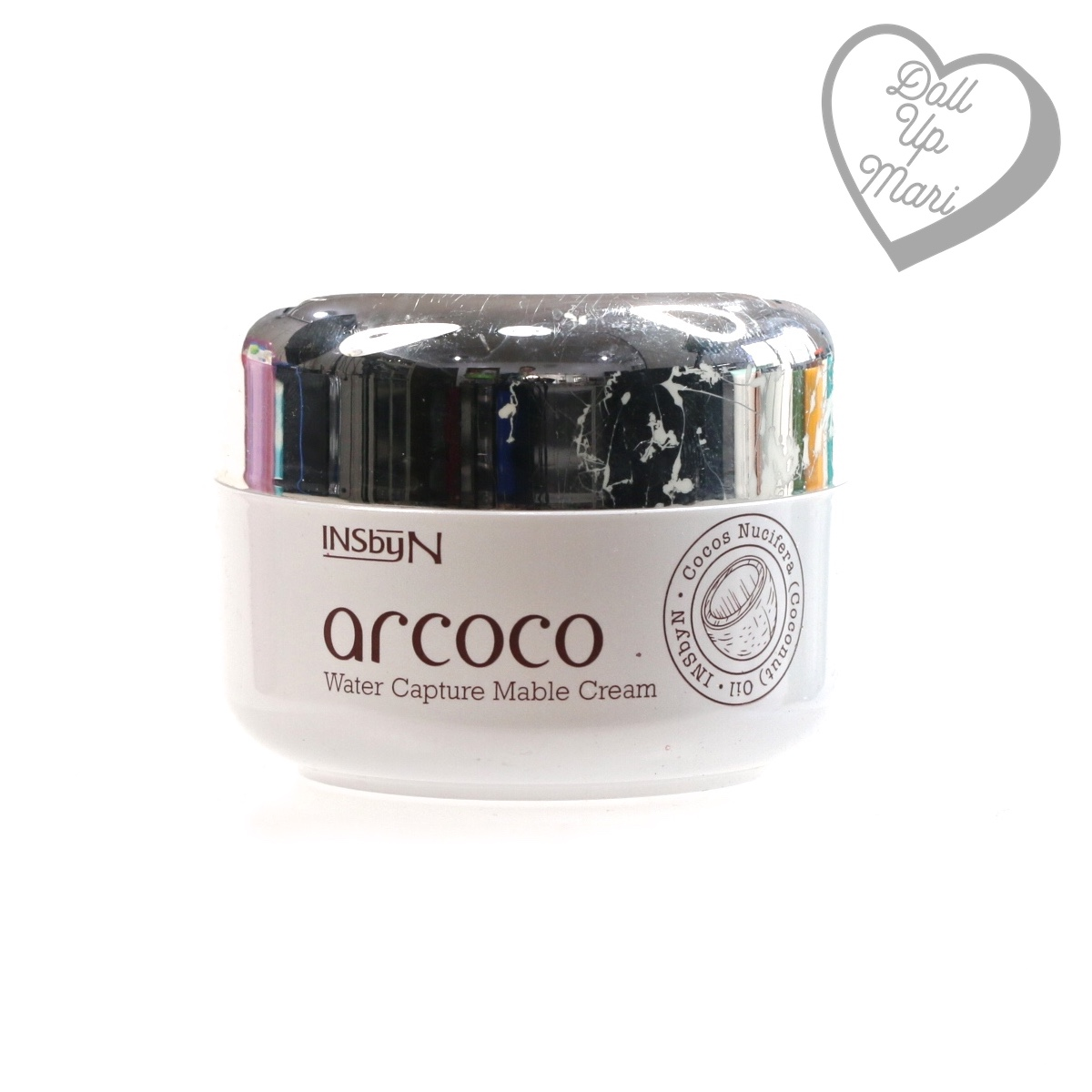 InsByN Arcoco Water Capture Marble Cream