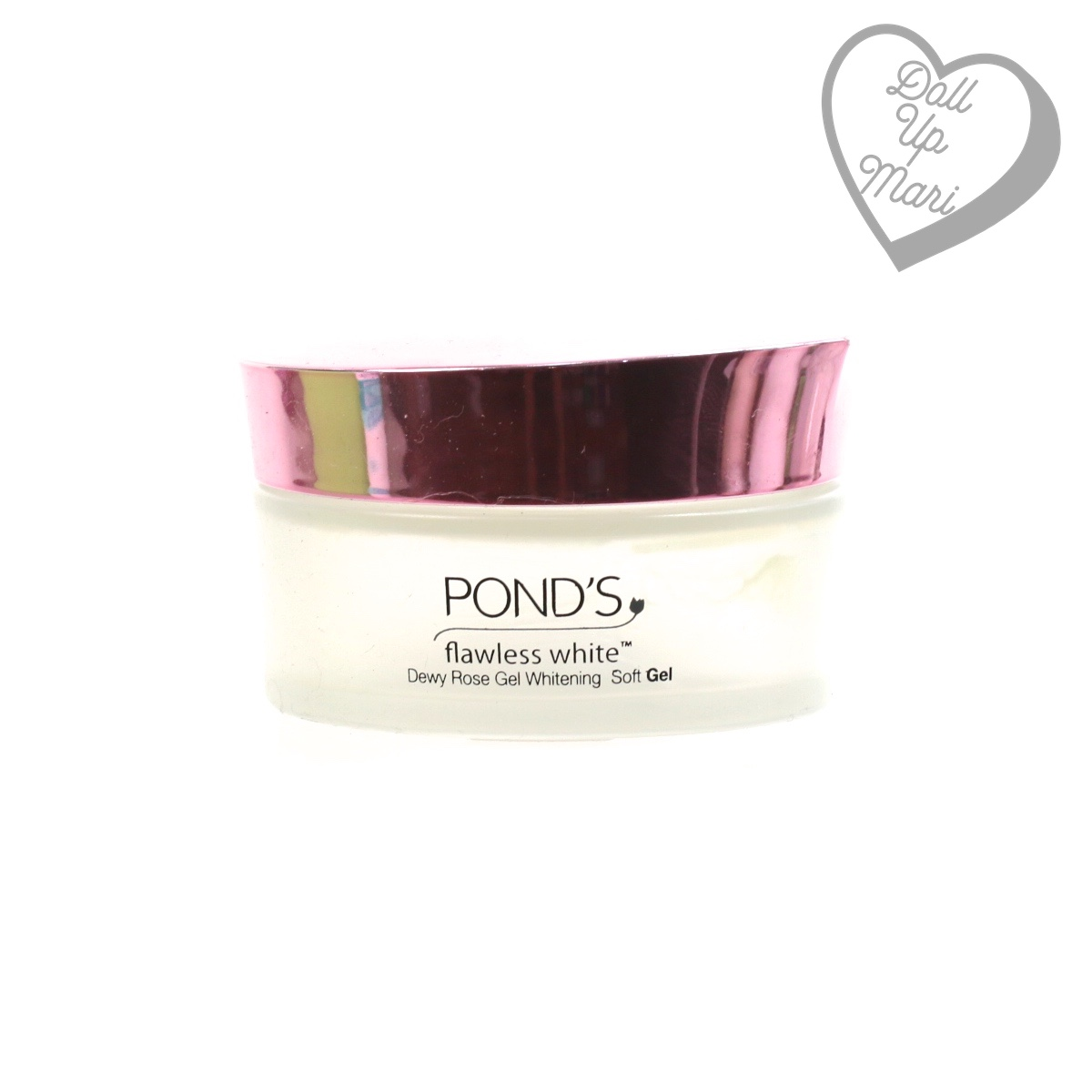 Pond's Flawless White Dewy Rose Gel