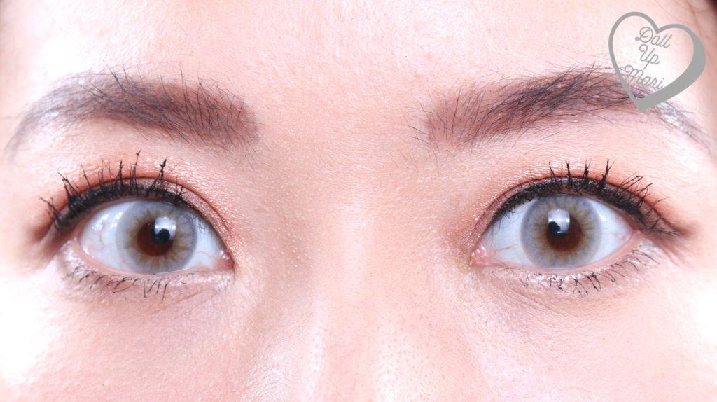 Olens Russian Smoky Contact Lens (Gray) Eye Zoom