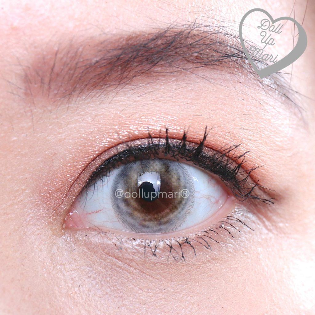 Olens Russian Smoky Contact Lens (Gray) Eye Macro