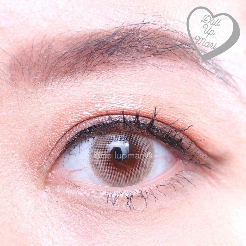 Olens Russian Smoky Contact Lens (Hazel) Eye Zoom