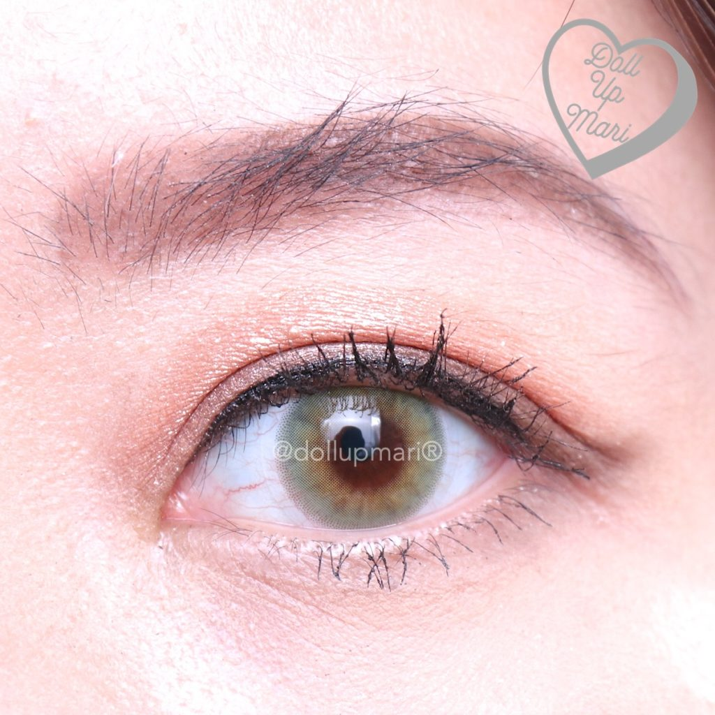 Olens Russian Smoky Contact Lens (Olive) Eye Zoom