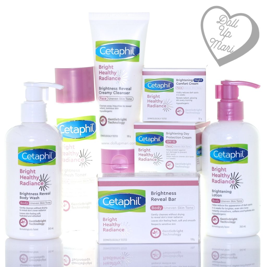 Cetaphil Bright Healthy Radiance Set