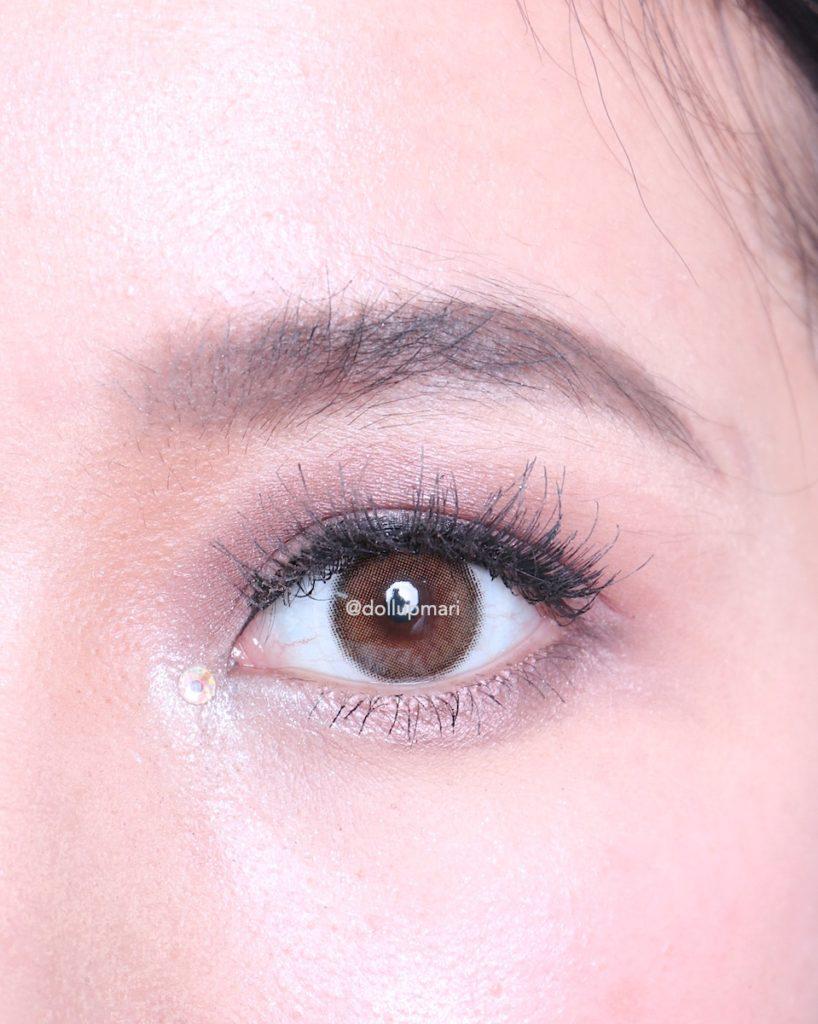 Olens Vivi Ring Brown Eye Zoom
