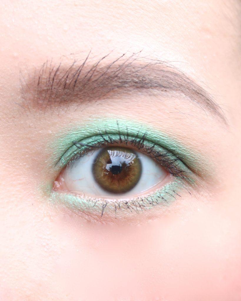 Olens Scandi Olive Eye Zoom