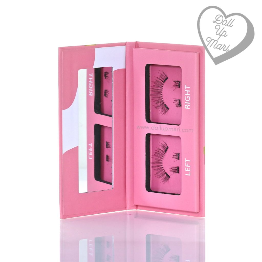 LuxxLash Lily In Box with mirror