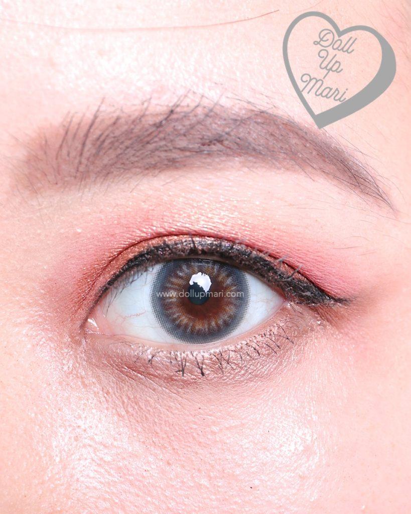 Olens Spanish Circle Gray Eye Zoom