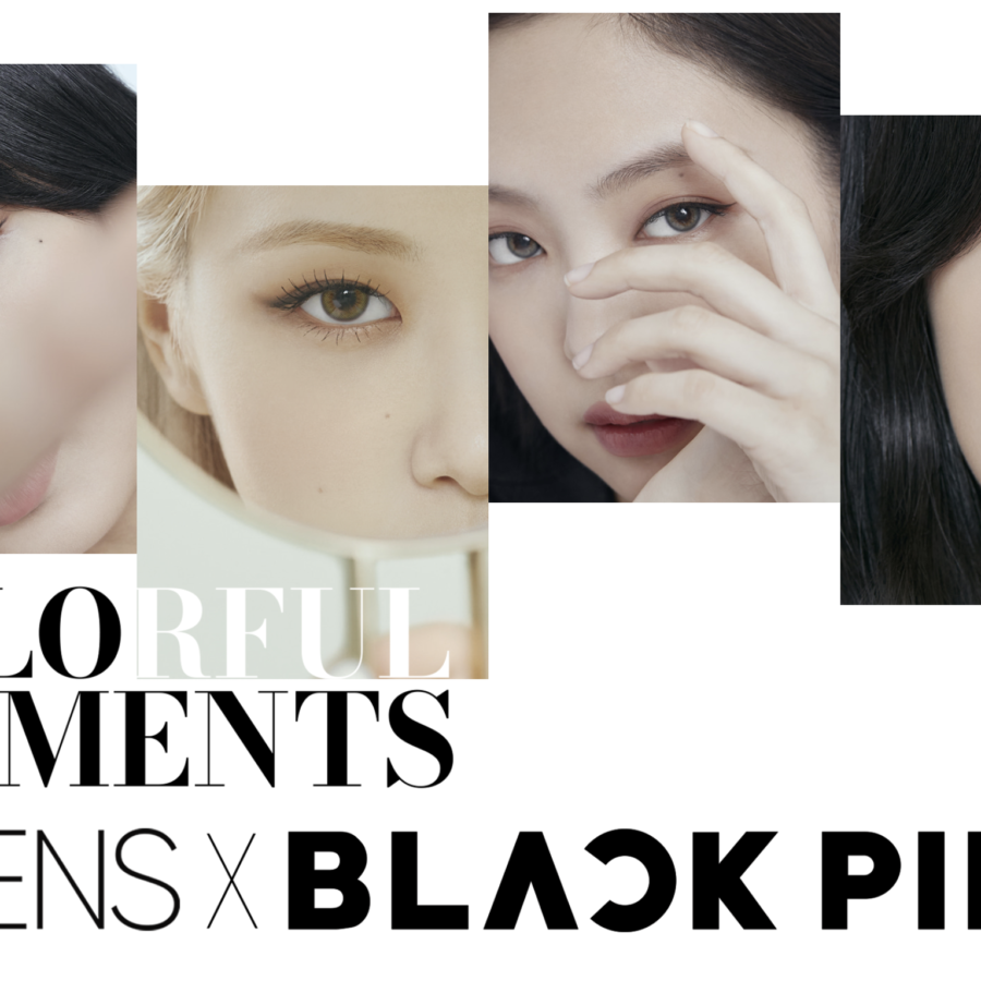 Colorful Moments with BlackPink