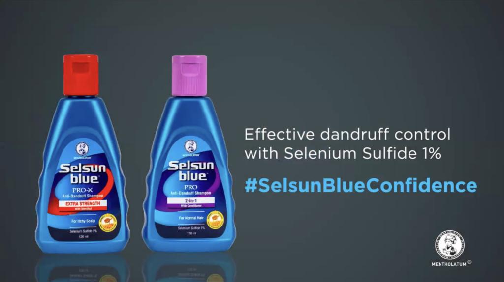 Selsun Blue E-vent Screenshot