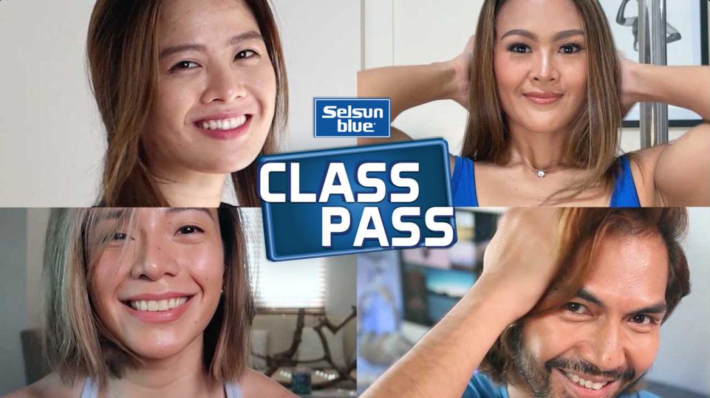 Selsun Blue Class Pass