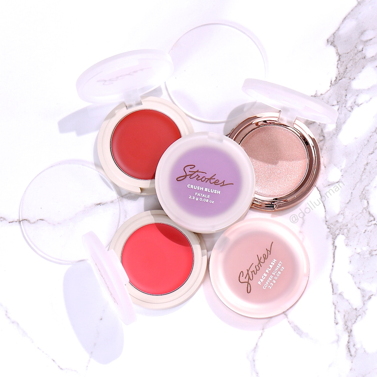 Strokes Chic Cheeks Collection